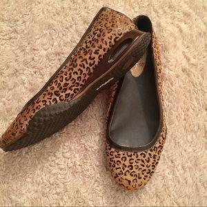 Cole Haan Leopard Fur Nike Air Shoes